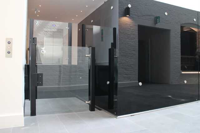 Glass Platform Lifts